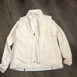 Peter millar jacket and vest